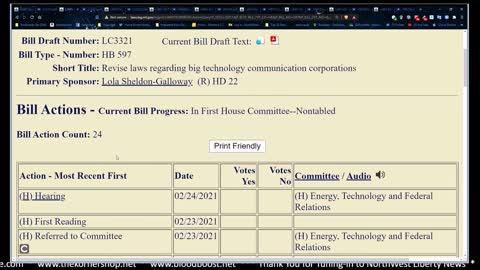 Montana Legislature Takes Big Steps to End Censorship