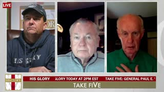 Take FiVe: General Paul E. Vallely & General Thomas Mclnerney