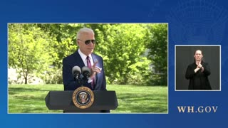 Biden: 'I'm Really Gonna Be in Trouble' If I Answer More Questions