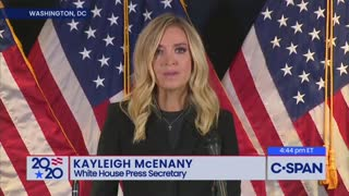 Kayleigh McEnany Drops Bomb On Media and Dems and Even Fox News Cuts Their Feed