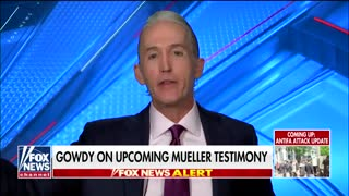 Trey Gowdy doesn't expect anything new from Mueller testimony