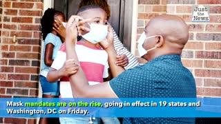 Coronavirus hits the holiday weekend
