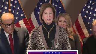 Trump Legal Team Press Conference 11/19/20