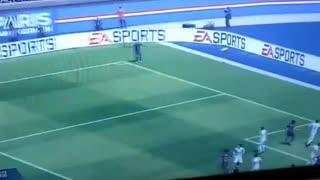 Olympic goal FIFA 18
