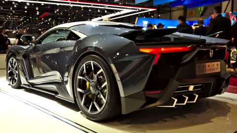 Top 10 Expensive fast Cars in the world 2021