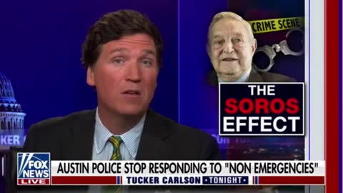 Tucker Carlson, Candace Owens slam George Soros for funding lawlessness in America, the west