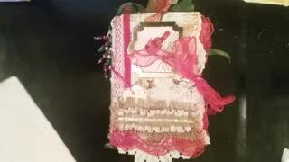 Junk Journal Double Pocket Foldout #4
