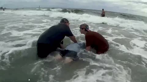 THIS WILL GIVE YOU CHILLS!! His Glory Baptisms in Tampa by Pastor Dave Scarlett