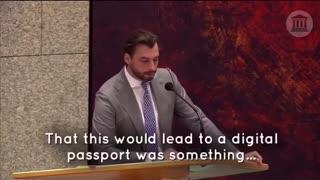 The Rockefeller Lock Step Plan - Thierry Baudet (Dutch Opposition)