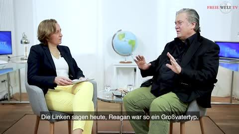 China: Die größte Gefahr für Europa - Steve Bannon im Gespräch mit Beatrix von Storch