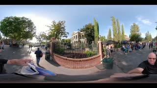 The Haunted Mansion 50Th 360