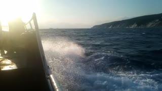 Black Sea walk