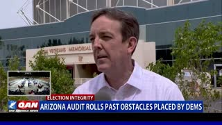 Ariz. audit rolls past obstacles placed by Democrats