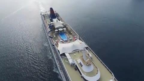 Hong kong Ships video see now