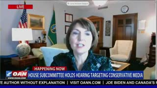 WATCH: Cathy McMorris Rodgers RIPS Dems Over Calls For Censorship