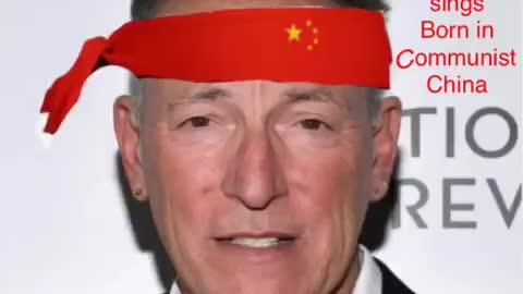 """Bruce """"Commie"""" Springsteen sings new hit"""