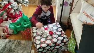 When my son got a Nintendo switch for Christmas