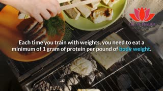 How to gain weight and build more muscle!