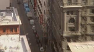 San Francisco Sky View hotel room