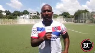 Fram Pacheco, exfutbolista profesional