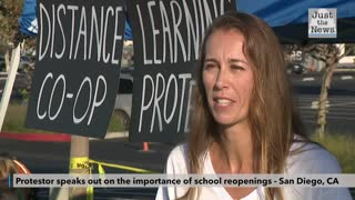 California governor sends his children to private school as local public schools remain closed