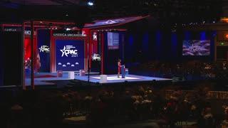 CPAC 2021- Remarks by Gov. Kristi Noem