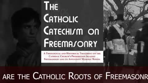 The Catholic Catechism on Freemasonry (Book Trailer)