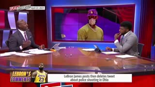 MUST WATCH: Marcellus Wiley Calls Out LeBron James