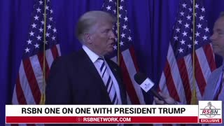 Trump Explains Big Tech Censorship