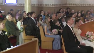 The most amazing wedding homily ever!