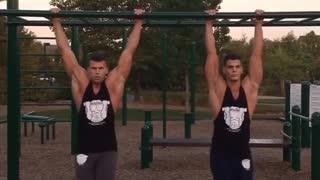 Calisthenics Freestyle Training Video 2