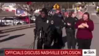 Nashville Bombing officer speaks