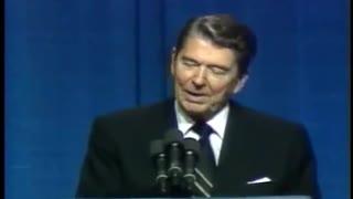 Ronald Reagan joke