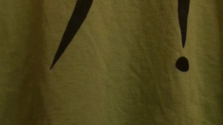 Showing a T-Shirt I Designed