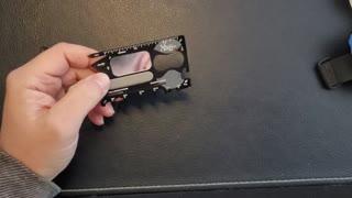 Ninja Wallet Cardsharp Review