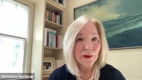 Dr Christiane Northrup Interview