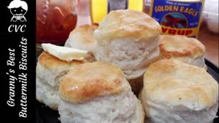 Best Southern Biscuit Making Tutorial, You Can Make A Biscuit!