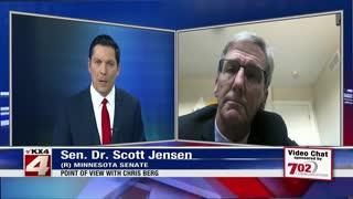 Senator Scott Jenson speaks on boost Covid 19 Corona Virus numbers