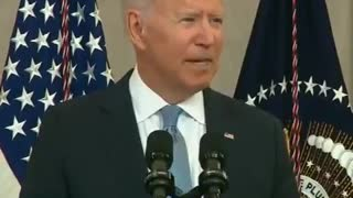 President Biden takes shot at Trump for not accepting election results