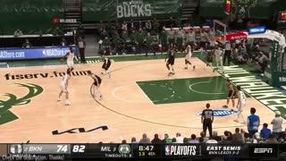 Brooklyn Nets vs Milwaukee Bucks Full GAME 6 Highlights | 2021 NBA Playoffs