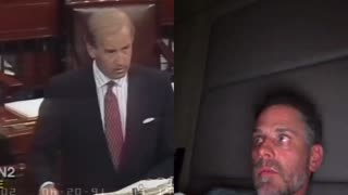 Hunter Biden, the crackhead