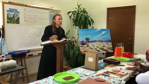 Elijah on Mount Carmel, Self-Control, Baby Birds