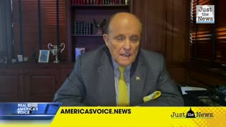 Former Mayor Rudy Giuliani discusses the Durham Report