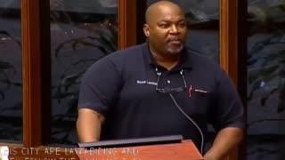 City Council Speech