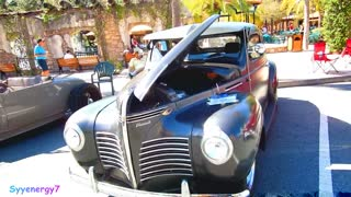 1940 Plymouth Business Coupe, Florida Car Show