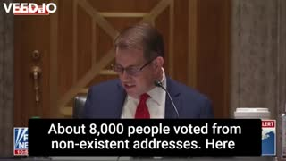 Jesse Binnal Senate testimony