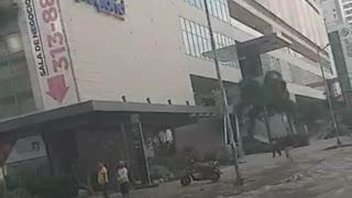 inundaciones en Bocagrande