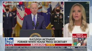 Kayleigh McEnany and Sean Hannity Discuss Biden's Gaffes