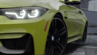 BMW Stunt Show Advert