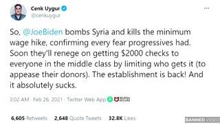 Biden Diversity Strikes Syria - OC